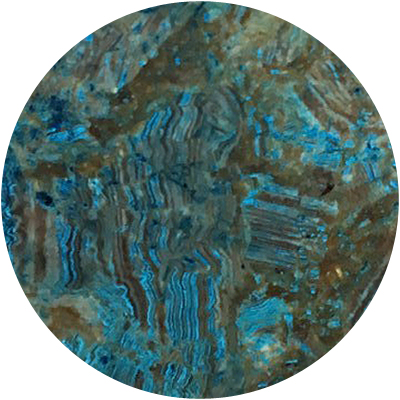 African Turquoise Jasper